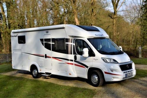 "Wohnmobil mieten in Bremen von privat | Fiat Ducato - ""Sunlight"" Britho 1"