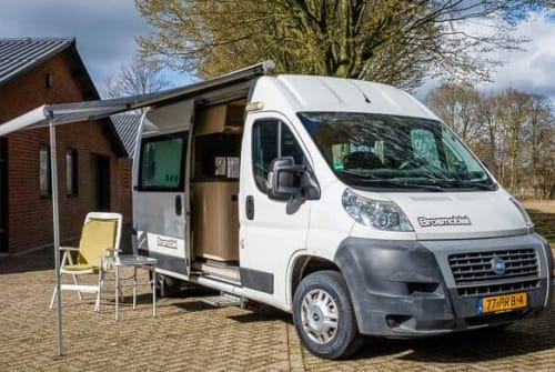 Wohnmobil mieten in Utrecht von privat | Fiat De Klaploper