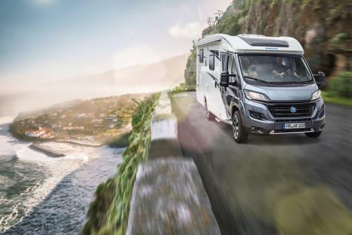 Wohnmobil mieten in Sommerhausen von privat | Knaus Platinum 1