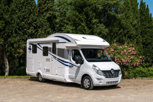 Wohnmobil mieten in Neustadt am Kulm von privat | Ahorn Kulmcamper