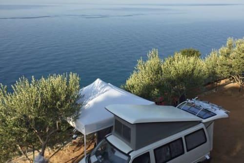 Wohnmobil mieten in Lahr von privat | VW T4 California T4