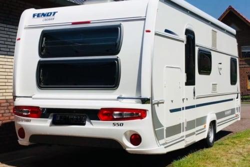 Wohnmobil mieten in Lingen von privat | Fendt Fendt