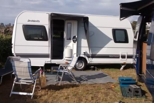 Wohnmobil mieten in Wolfertschwenden von privat | Dethleffs Nomad