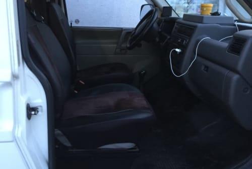 Wohnmobil mieten in Leverkusen von privat | VW Transporter DoDo