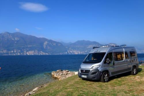 Wohnmobil mieten in Beckum von privat | Pössl Cruiser