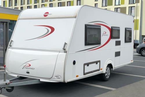 Wohnmobil mieten in Ehringshausen von privat | Bürstner  Leichter Premio