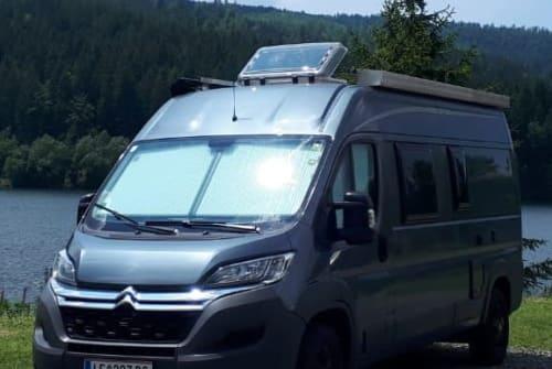 Wohnmobil mieten in Leoben von privat | Pössl P2Win+
