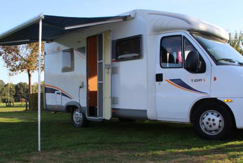 Wohnmobil mieten in Zeist von privat | Fiat Sunlight