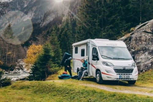 Wohnmobil mieten in Erfurt von privat | Sunlight  Big Mate