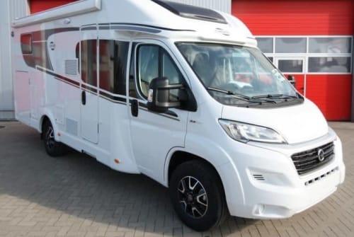 Wohnmobil mieten in Rostock von privat | Carado Bille