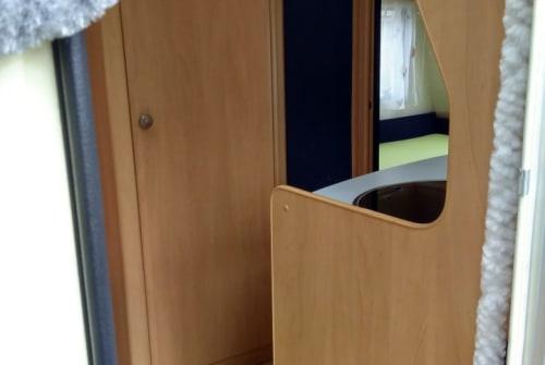 Wohnmobil mieten in Berlin von privat | Hobby Elena