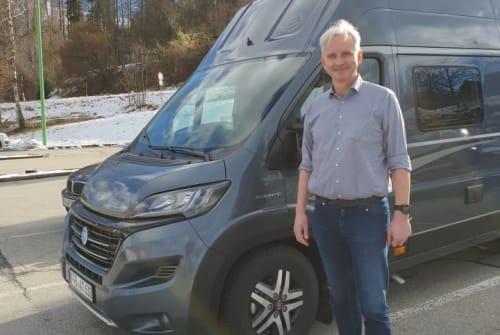 Wohnmobil mieten in Olching von privat | Knaus Tatschi
