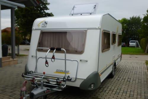 Wohnmobil mieten in Simbach von privat | Kaus  Sunny