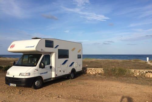 Wohnmobil mieten in Rosenheim von privat | Euramobil Eura 2017