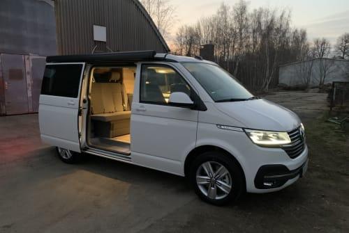 Wohnmobil mieten in Großräschen von privat   VW Alma