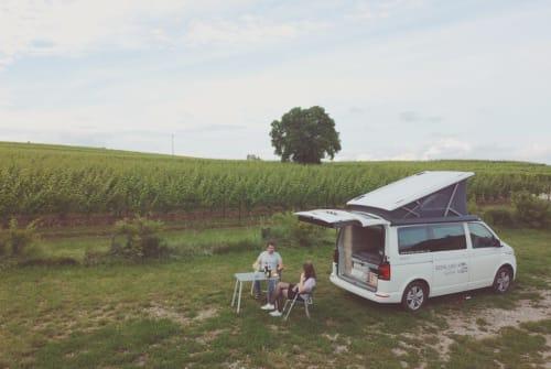 Wohnmobil mieten in Großräschen von privat | VW Alma