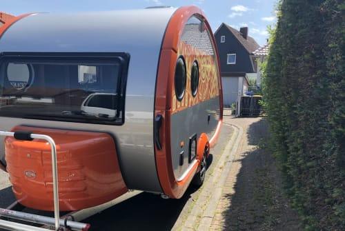Wohnmobil mieten in Bad Vilbel von privat | Knaus Tabbert Jasmin