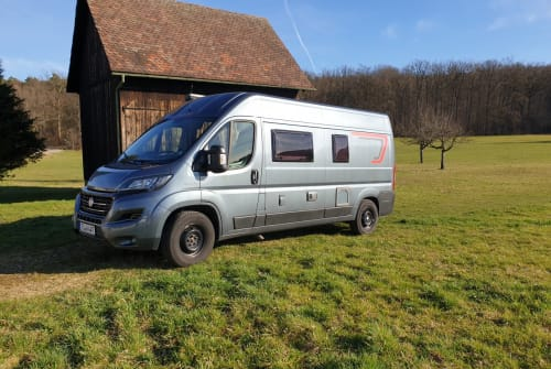 Wohnmobil mieten in Dettenhausen von privat | Challenger  Merlin