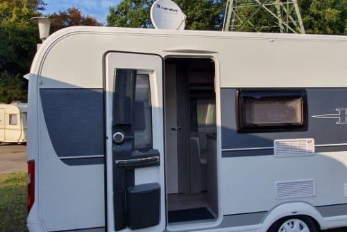 Wohnmobil mieten in Kahl am Main von privat | Hobby Herby