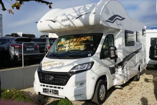 Wohnmobil mieten in Ahlen von privat | Fiat Ducato Rimor  Familien WoMo