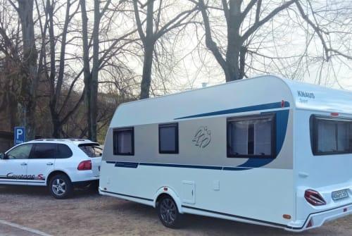Wohnmobil mieten in Weißenburg im Bay. von privat   Knaus  adventure4two