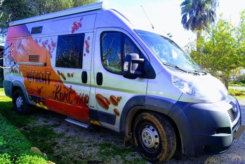 Wohnmobil mieten in Lissabon von privat | Peugeot Lionfish