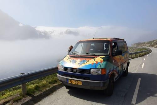 Wohnmobil mieten in Eindhoven von privat | Volkswagen The Happy Van