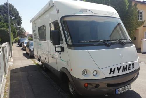 Wohnmobil mieten in München von privat | Hymer  Hymer Star Line
