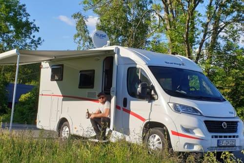 Wohnmobil mieten in Erfurt von privat | Sunlight  Jupiter