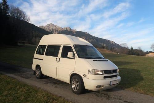Wohnmobil mieten in Innsbruck von privat | Volkswagen AlpenCoaster
