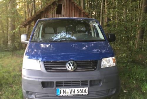 Wohnmobil mieten in Kressbronn am Bodensee von privat | Vw Tobi