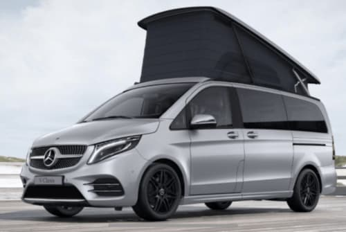 Wohnmobil mieten in Haar von privat | Mercedes Benz Marco Polo