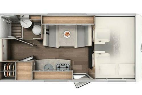 Wohnmobil mieten in Braunschweig von privat | Carado Bella Ciao 2