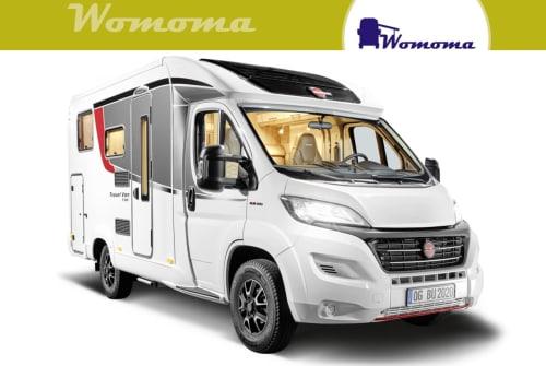 Wohnmobil mieten in Wolmirstedt von privat | Bürstner Travel VanT590G
