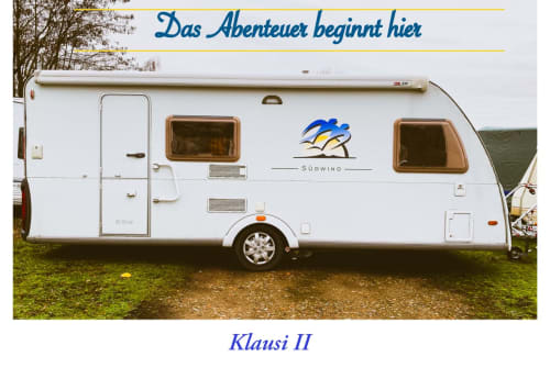 Wohnmobil mieten in Berlin von privat   Knaus Klausi II