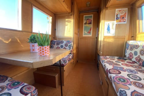 Wohnmobil mieten in Valencia von privat | Mercedes 407d Bolletje
