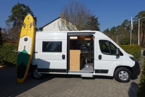 Wohnmobil mieten in Nürnberg von privat | Pössl Clever