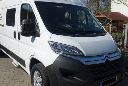 Wohnmobil mieten in Nürnberg von privat | Pössl Clever Kids