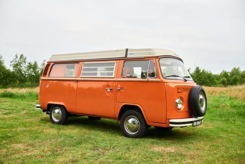 Wohnmobil mieten in Drachten von privat | Volkswagen Bus Parijs