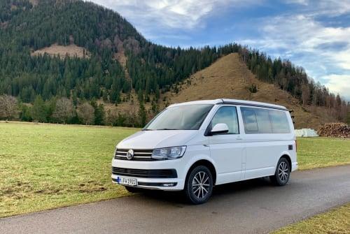 Wohnmobil mieten in München von privat   VW Fritzi