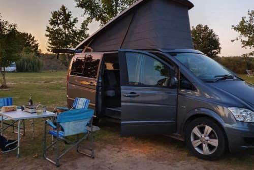 Wohnmobil mieten in Groß Quenstedt von privat   Mercedes Benz Benzi