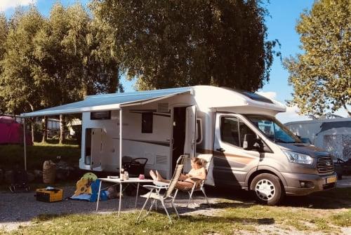 Wohnmobil mieten in Harderwijk von privat | Roller Team Roller Team H03