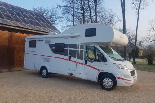 Wohnmobil mieten in Bad Laer von privat | Sunlight Sunlight A70