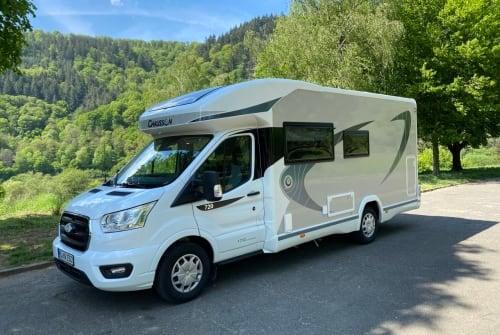 Wohnmobil mieten in Schönau von privat | Chausson  Lucky