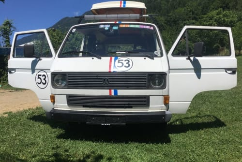Wohnmobil mieten in Klagenfurt am Wörthersee von privat | VW Herbert
