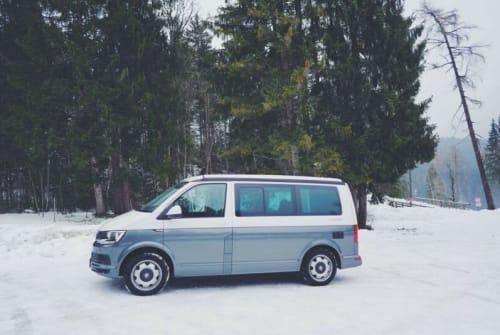 Wohnmobil mieten in München von privat | VW Bruno