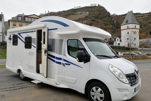 Wohnmobil mieten in Dahn von privat | Ahorn Renault Lärry
