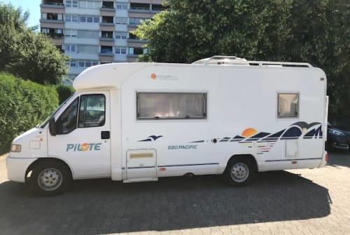 Wohnmobil mieten in Ulm von privat | Fiat Ducato Traveller1
