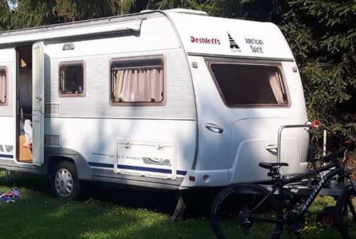 Wohnmobil mieten in Tullnerbach von privat | Dethleffs Nouvelle Vague