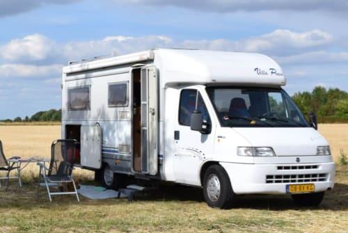 Wohnmobil mieten in Zwolle von privat | Dethleffs Villa Pneu